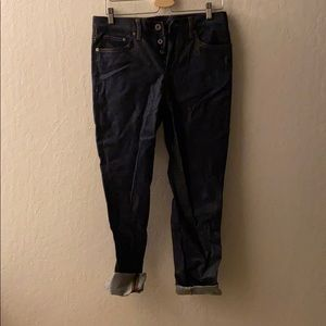 Other - Relaxed Skinny Denim Jeans Dark Wash (30)